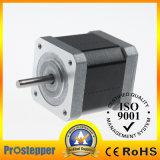 Motore di punto passo passo di CNC del NEMA 17 con l'attrezzo di dente cilindrico (31mm 0.15N m)