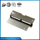Latón/acero/aluminio estampados del metal de hoja de la precisión que estampa piezas