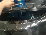 車輪(ACE-JBG-U4)が付いている衛生ステンレス鋼混合タンク