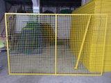 塀のプラントのための電流を通された溶接された金網