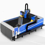 Tagliatrice materiale del laser della fibra del metallo di CNC di precisione