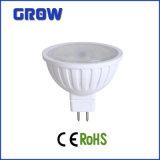 Plástico y Aluminio GU10 5W SMD LED Spotlight (GR631)