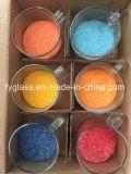 Nieuwe Borosilicate 3.3 Fritte en het Poeder van het Glas van de Kleur