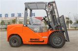 Caminhão de Montacarga 4 toneladas de Forklift Diesel com deslocador lateral