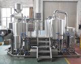 hogar del equipo de la fabricación de la cerveza 500L