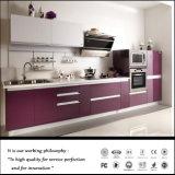 多彩な紫外線高い光沢のある食器棚(FY345)