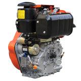 Dieselmotor met Spitse Schacht die met Generator (HR186FAE) wordt gekenmerkt