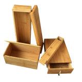 Caixa de Armazenamento de bambu Nortay Custom-Made Caixa de bambu