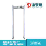 3D Infrarotsicherheits-Stufen-Metalldetektor-Gatter des entwurfs-100
