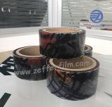 Film transparent de tapis avec l'impression de couleur personnalisée du modèle 4