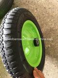 A exploração agrícola utiliza ferramentas o pneumático do Wheelbarrow da borracha 3.00-8 com câmara de ar interna