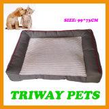 Sofa élevé d'animal familier de Quaulity et de confort (WY161088-2)