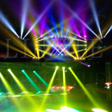 Iluminação de palco DJ 230W 7r Sharpy Cabeçote Móvel do feixe