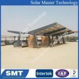 太陽アルミニウムラッキングシステム太陽Carport