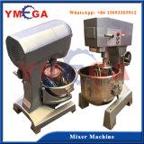 Pain commercial et gâteau de machine de traitement au four mélangeant la machine de malaxage de la pâte de 3 vitesses