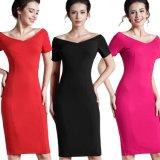Verursachendes Kleid-Geschäftsfrau-Kleid