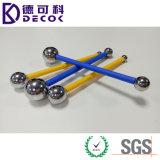 шарик металла цветка торта Fondant 4X моделируя инструменты резца Sugarcraft декора установленные