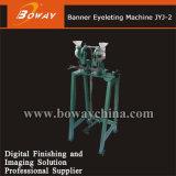 China de fábrica del fabricante agujero perforadora Eyeleting ojal Pedal Máquina Eyeletting Jyj-2