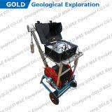Appareil-photo rotatoire de puits d'eau de 360 degrés, appareil-photo de forage, appareil-photo alésé de trou à vendre