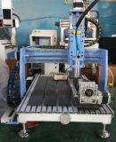 木製アルミニウムまたは小型4つの軸線CNCのためのルーターCNC