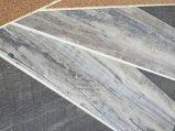 Planches de carrelages de vinyle de WPC avec la garniture de son de liège