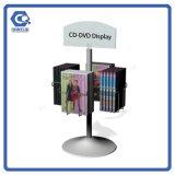Aangepast Tegen Hoogste Metaal die het Rek van de Vertoning roteren DVD