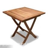 جيّدة مختار خارجيّة حديقة أثاث لازم فناء [تك] خشبيّة [فولدينغ تبل] وكرسي تثبيت