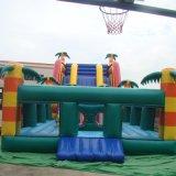 Гигантские надувные прыжком замки