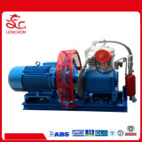 Вертикальный тип компрессор воздуха охлаждения на воздухе морской Reciprocating