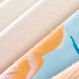 Insieme di vendita caldo del coperchio del Duvet del cotone della stampa floreale