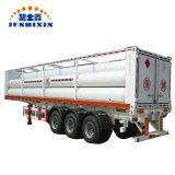 prix d'usine GNC conteneur de la route de pétroliers Tube GNC haute pression chariot tracteur semi-remorque Utilitaire