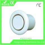 連続階調108dB (HC-P4)のPiezoブザーアラームスピーカー