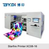 Imprimante numérique avec 16 Textiles Tête d'impression Starfire (XC08)