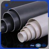 Système de plomberie en plastique PVC de couleur blanc/gris/tuyaux PVC-U