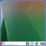 Z.B. ätzte Muster-Säure Glas (AD37)
