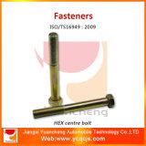 Constructeurs automatiques de dispositifs de fixation de boulons en U de zinc de dispositif de fixation de boulon en U