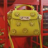 Sacs d'épaule de modèle de fleur du sac à main de la femme avec du charme de type les plus défunts pour Madame Sy8078