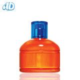 広告P35によって曲げられるガラススプレーのびんの化粧品のびん