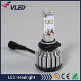 China Factory 2500 Lumen Auto Bulbo H1 Carro LED farol