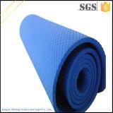 Couvre-tapis en caoutchouc de yoga de qualité, couvre-tapis de yoga de NBR