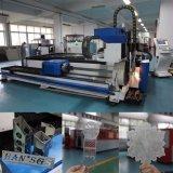 Taglierina del laser della fibra del tubo del metallo di basso costo e di alta efficienza