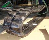 掘削機トラック小型ゴムは追跡するゴム製トラック(320*54*70)を