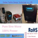 Inversor puro da onda de seno da potência Home, onda de seno pura do inversor solar fora da grade com potência de bateria
