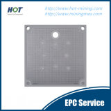 Good Price Standard High Quality PP Chamber Filter Press Plate