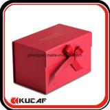 Логос таможни коробки подарка Bowknot складной