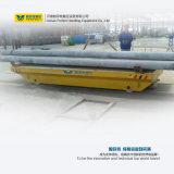 Transportador de bobinas e tubos de aço para transferência de fábrica da indústria