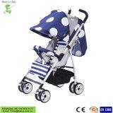 China-Fabrik-europäischer Baby-Spaziergänger-Regenschirm-LuxuxSpaziergänger