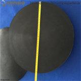 Все определяют размер черную круглую Anti-Slip резиновый пусковую площадку ноги