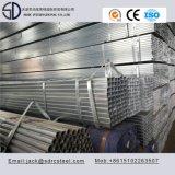 Grado de ERW ASTM A135 un tubo de acero cuadrado Pre-Galvanizado