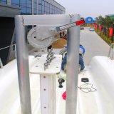 新しいモデルデザインインポートのマストが付いている単一のキールのガラス繊維のヨット